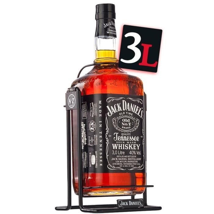 Jack Daniel's N°7- 3L balancelle