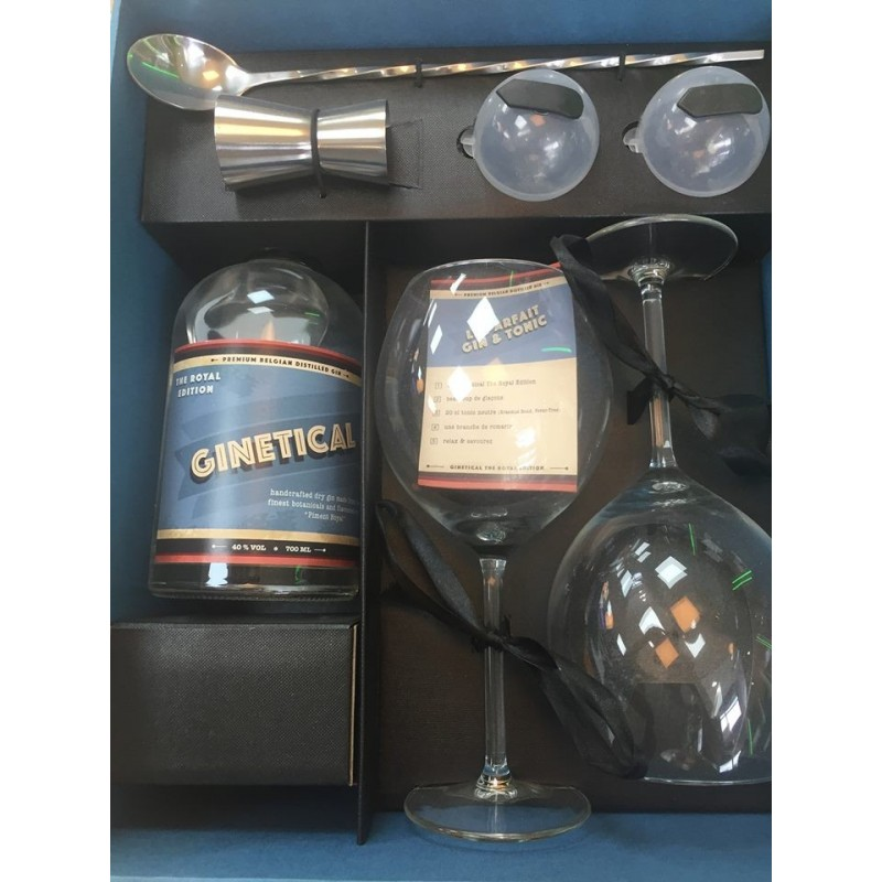 Ginetical Gin 0.7l - 40%
