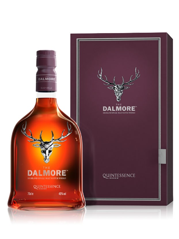 Dalmore Quintessence  45% vol. / 70cl