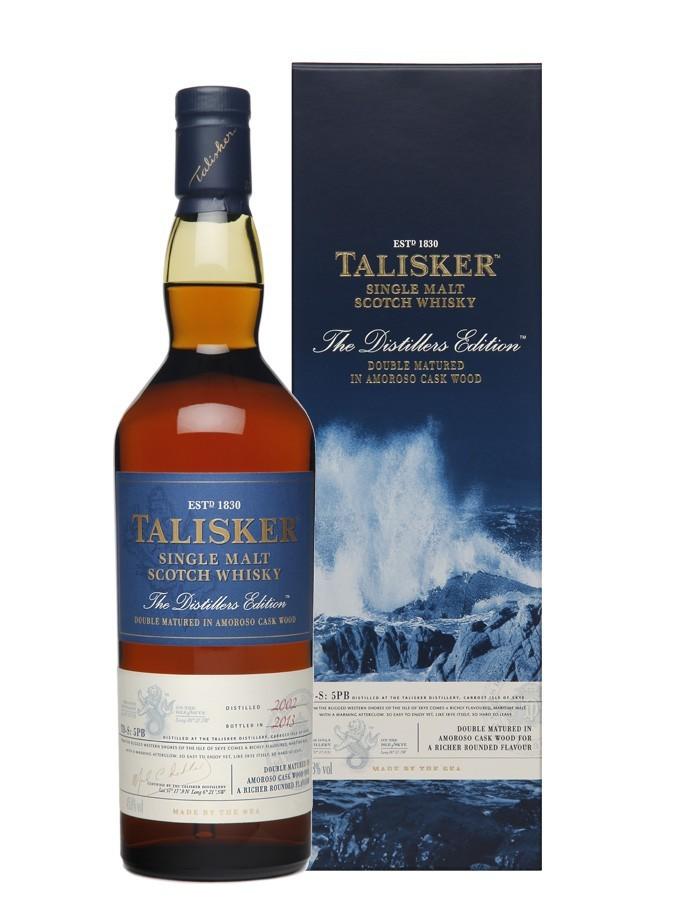 TALISKER Distillers Edition 45,8% - 0.7l