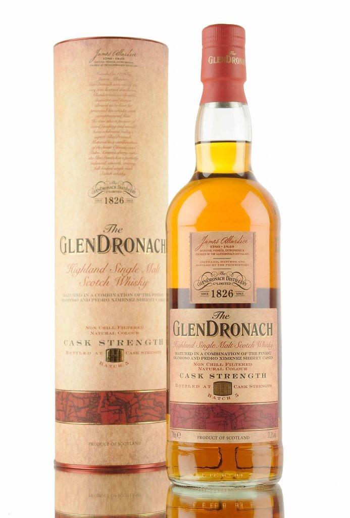 GLENDRONACH CASK STR 56,1°B6