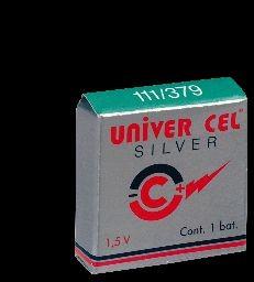 UNIVER-CEL 111/379 SILVER