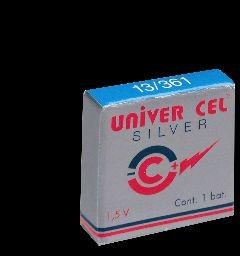 UNIVER-CEL 13/361 SILVER