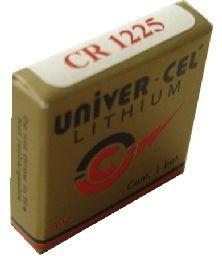 UNIVERCEL CR1225 LITHIUM