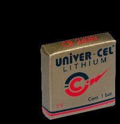 UNIVER-CEL CR 2430 LITHIUM
