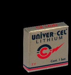 UNIVER-CEL CR 1620 LITHIUM