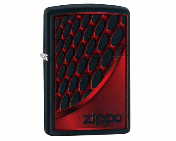 Zppo 60.003392 RED AND CHROME