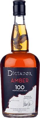 Dictador - Rhum vieux - 100 months - Amber - 70cl - 40°