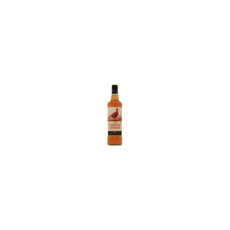 Famous grouse 0.7l + 1 verre