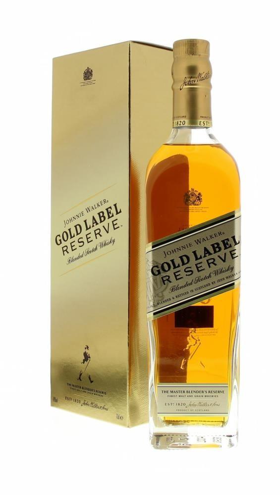 Johnnie Walker Gold Reserve 40°- 0.7L