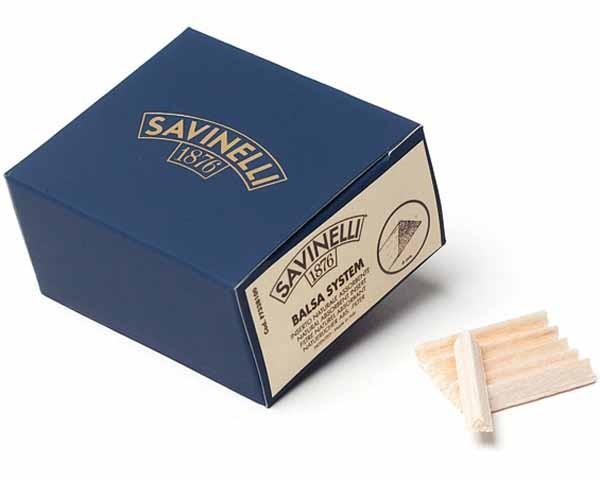 1SACHET DE 20 FILTRES 6mm BALSA SYSTEME SAVINELLI