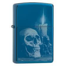 ZIPPO 60.004294 Skull Design