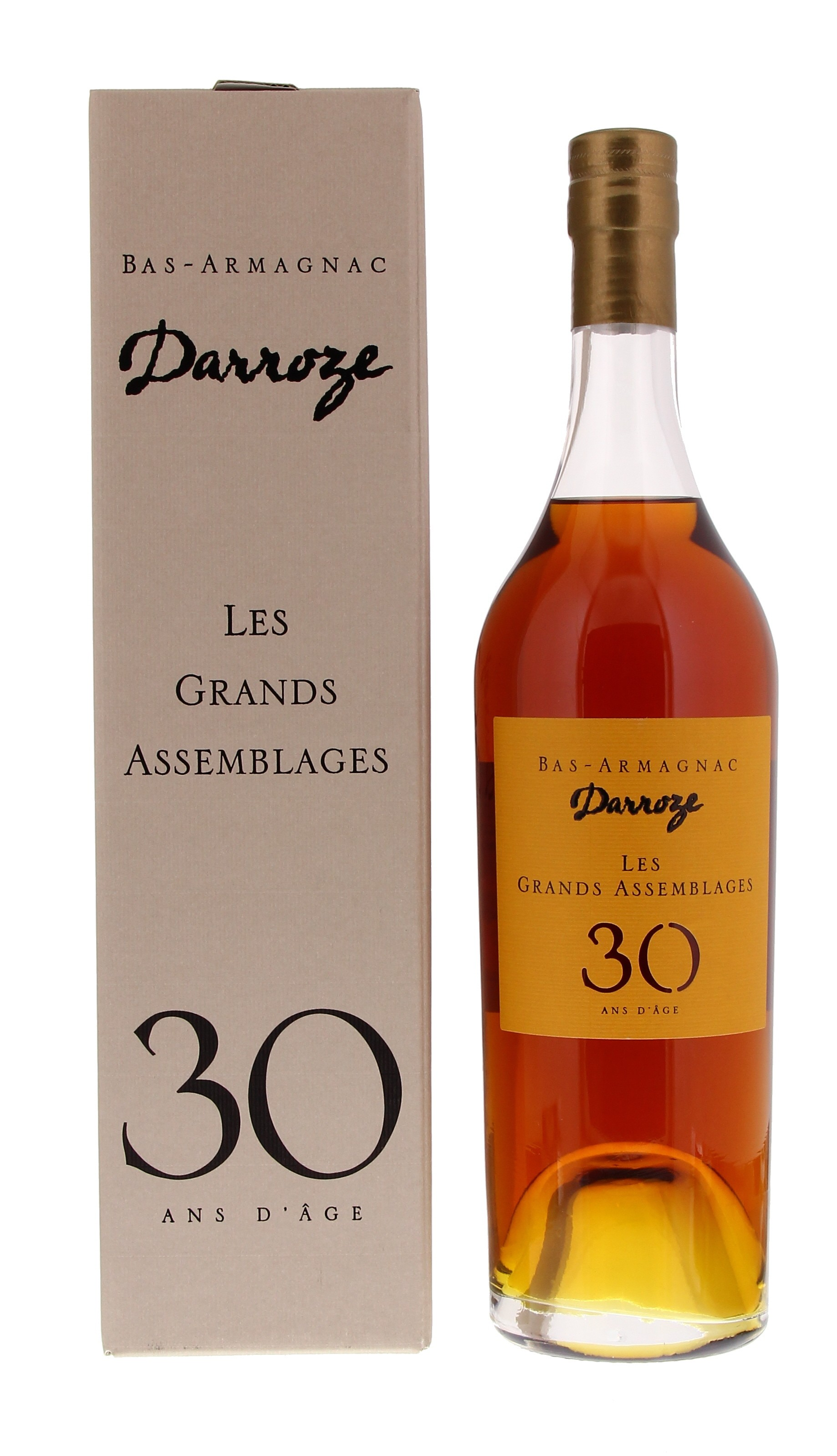 Darroze Grands Assemblages 30 Years 43° 0.7L