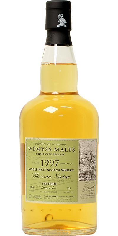 wemyss malts (glenrothe) blossom nectar