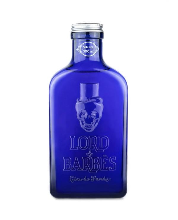 Gin Lord of Barbès 500ml 50%vol.