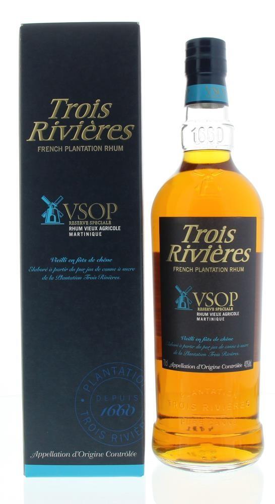 Trois Rivières VSOP 40° 0.7L
