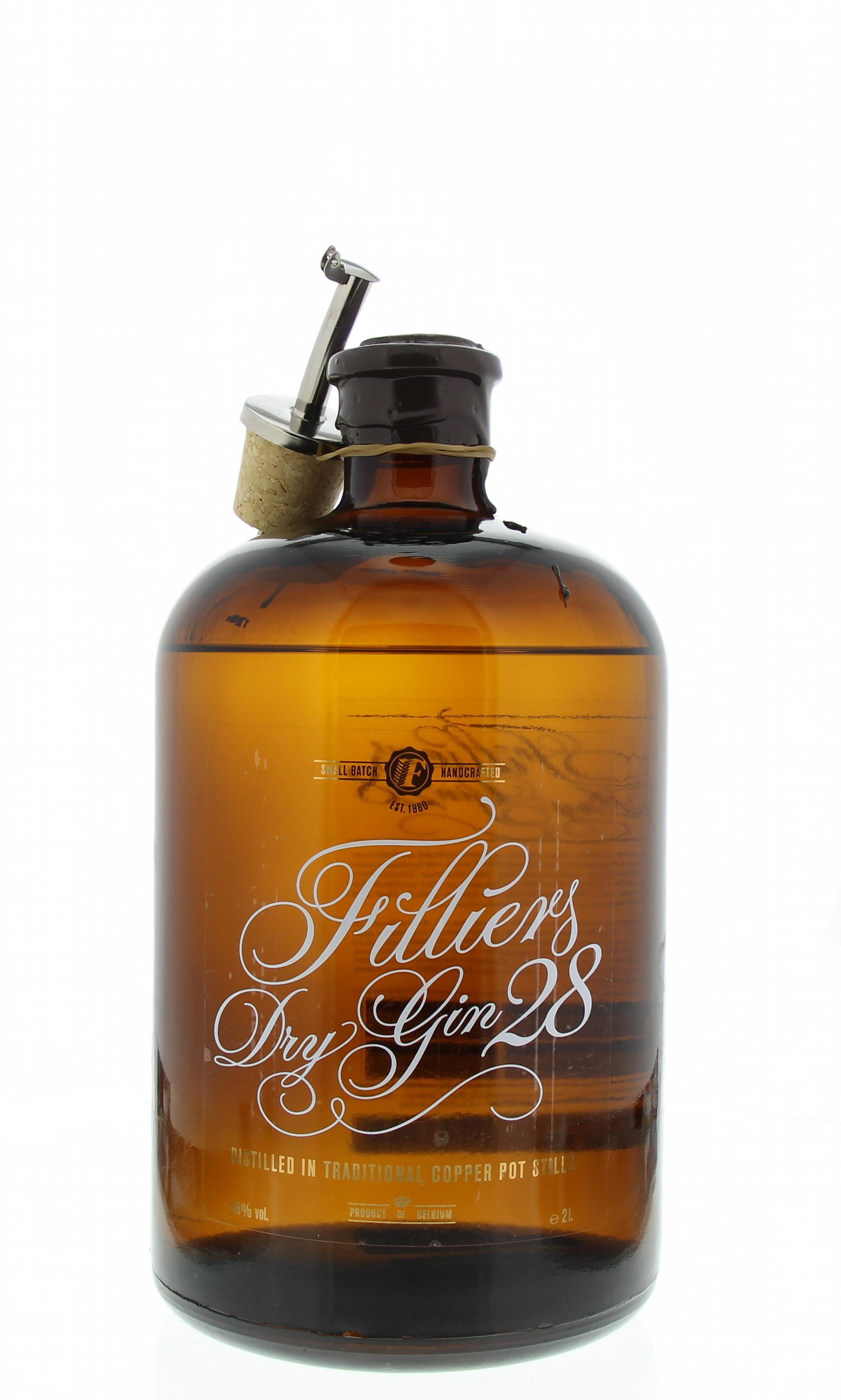 Filliers Dry Gin 28 46° 2L