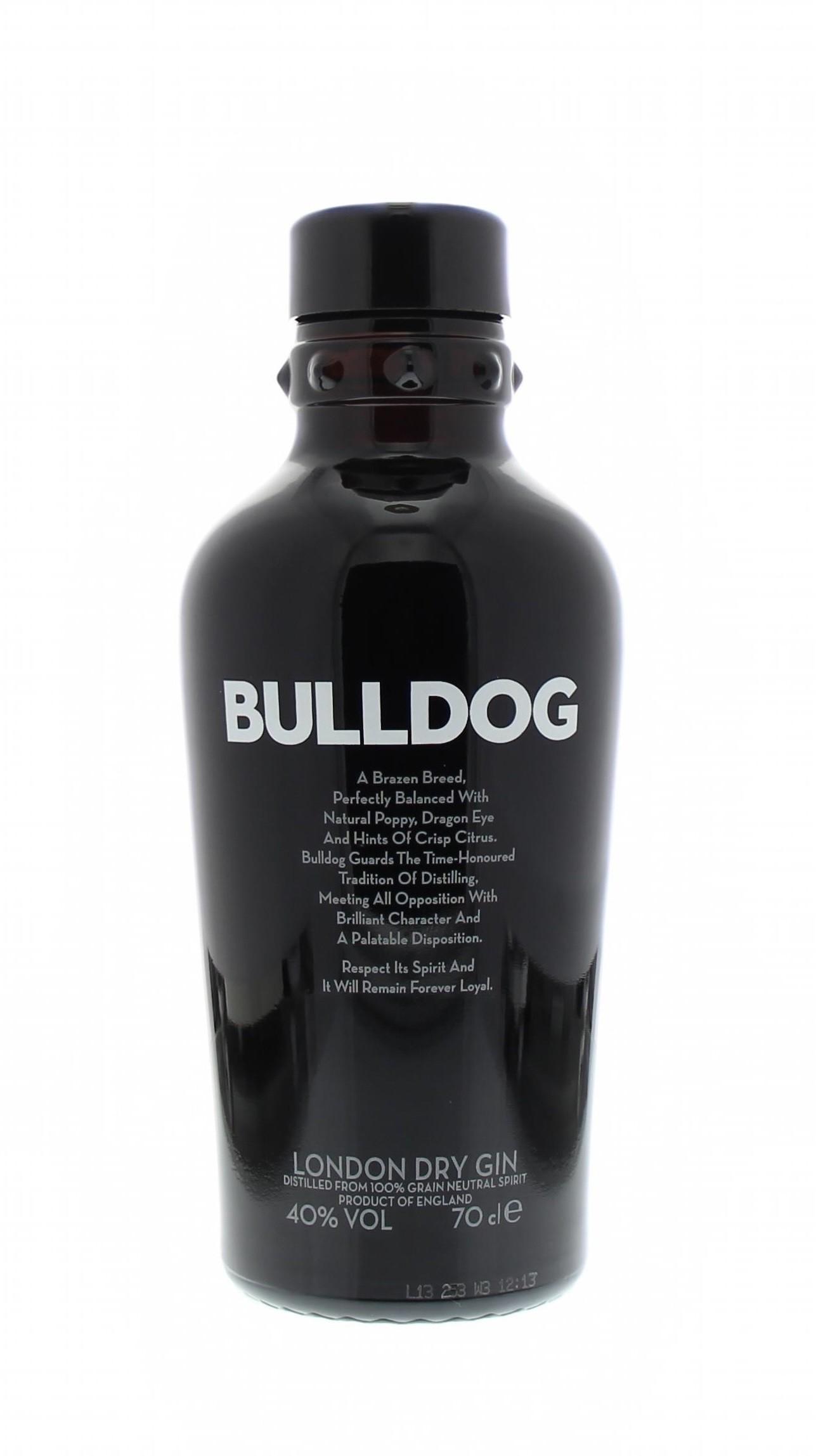 Bulldog Gin 40° 0.7L