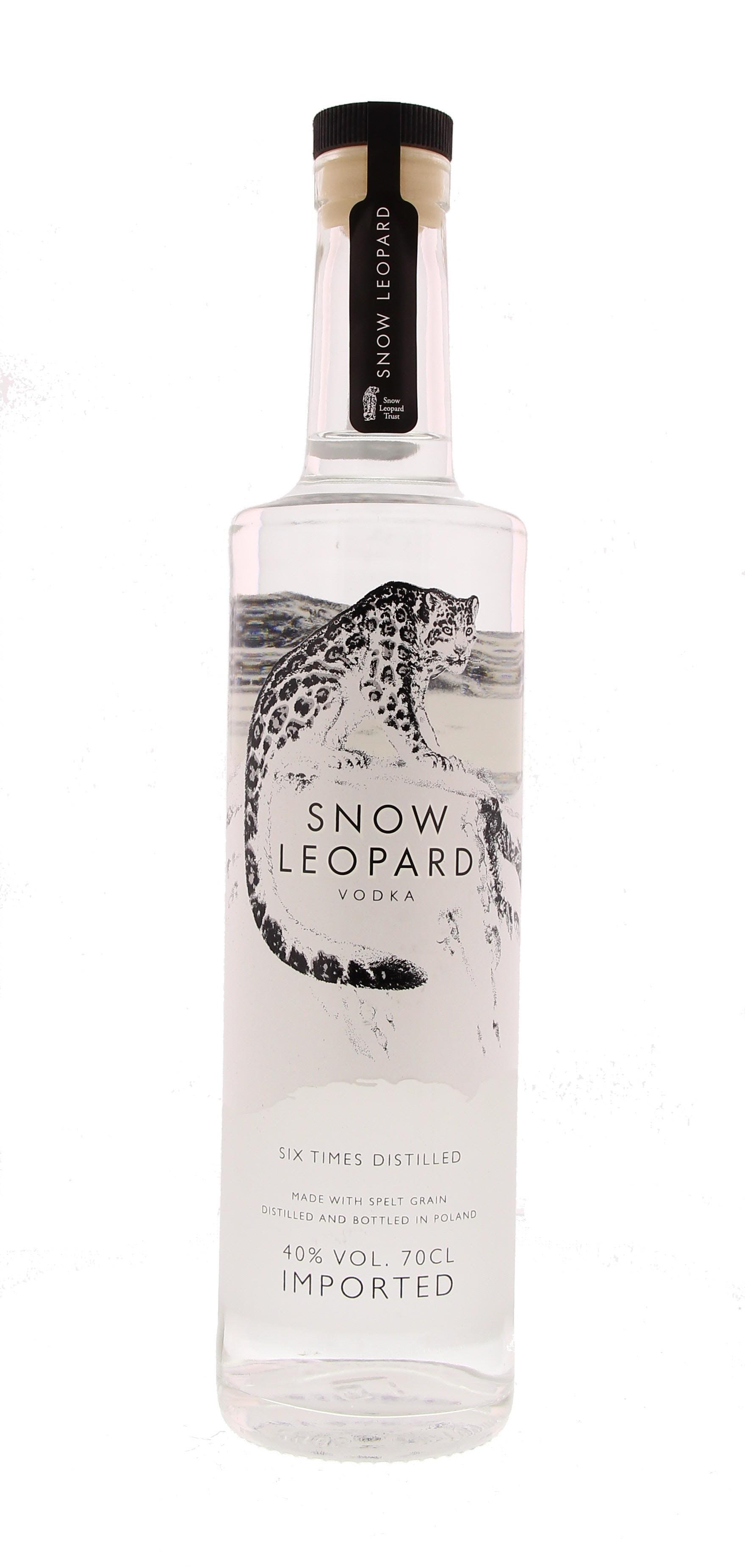 Snow leopard 40° - 0.7l