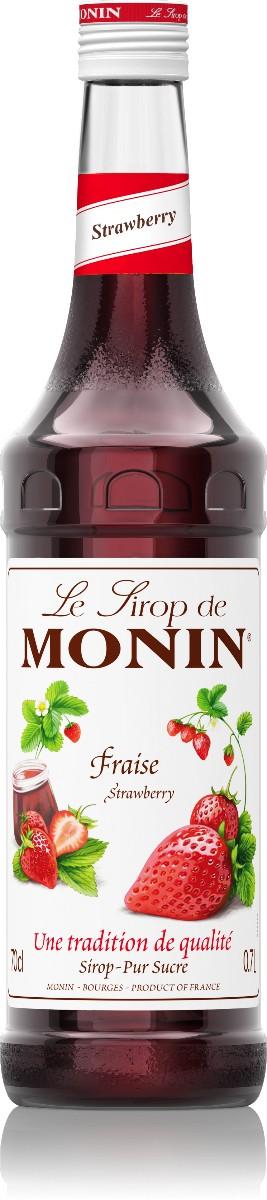 Sirop Monin Fraise 70 cl