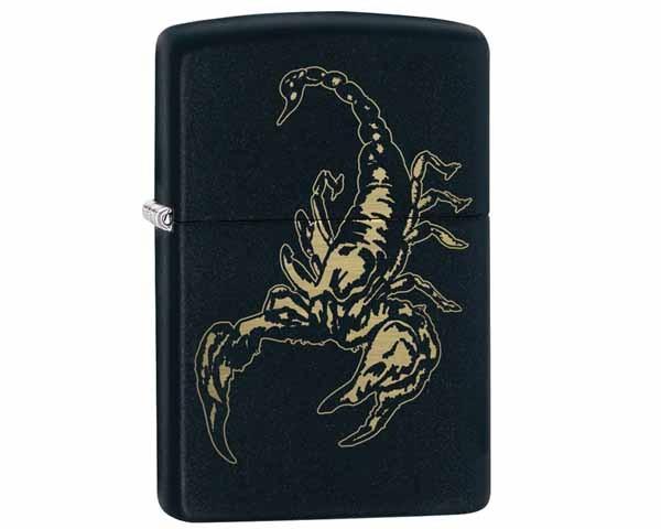 Zippo 60.004993 Scorpion Lazer Engrave