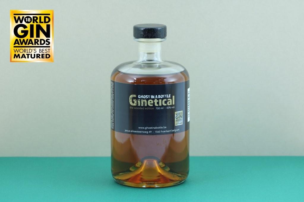 Ginétical Bourbon édition...