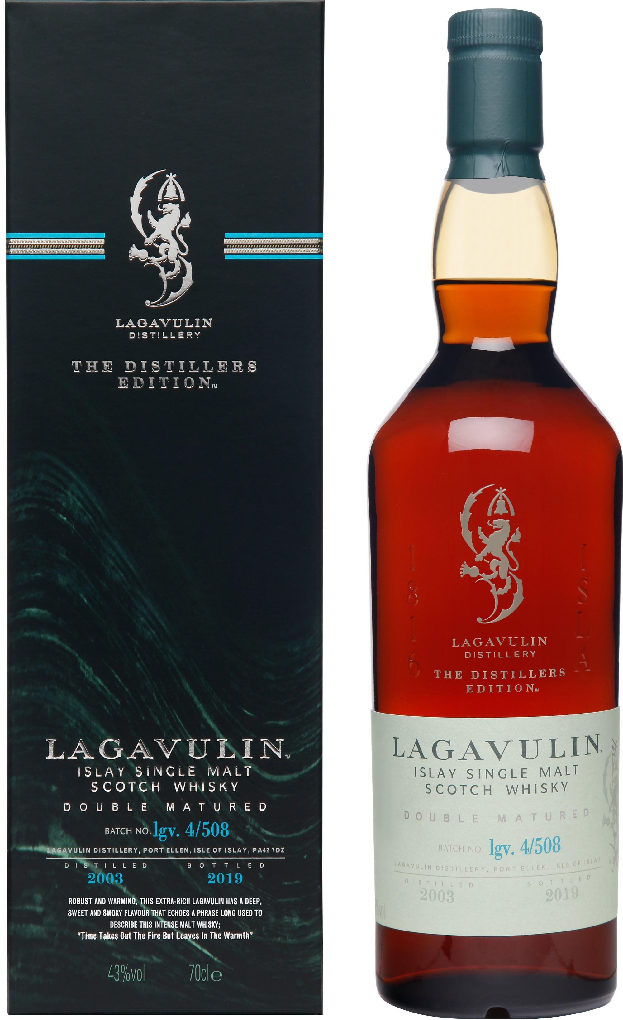 Lagavulin Distillers...