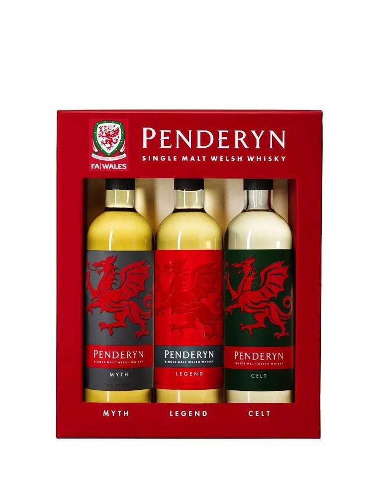 PENDERYN Triple Pack 3 x 20...