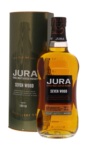 Isle Of Jura Seven Wood 42°...
