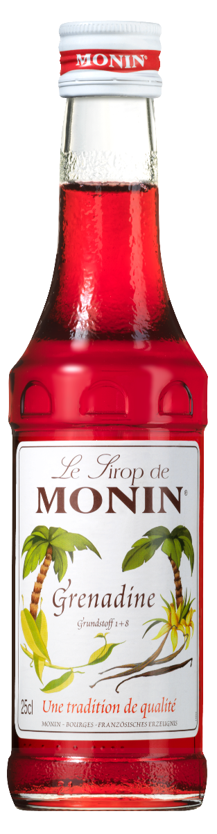Sirop Grenadine 25 cl