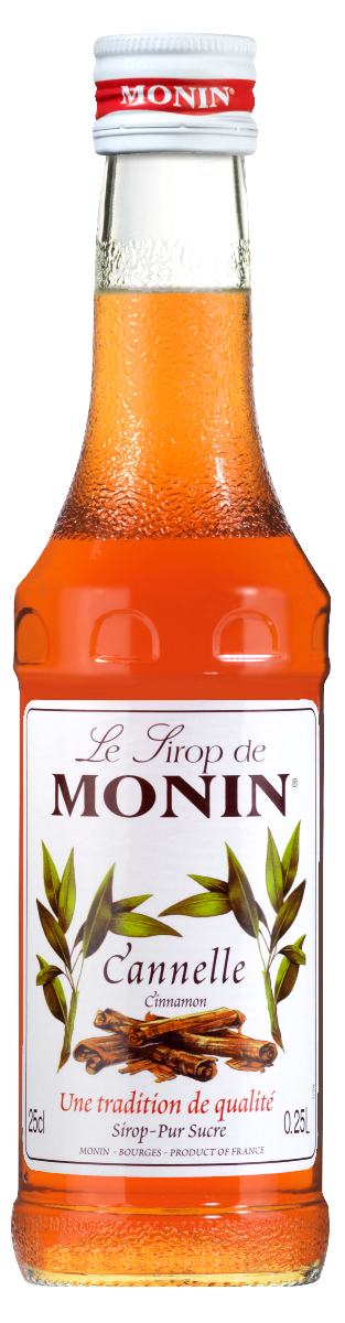 Sirop Saveur Cannelle 25 cl