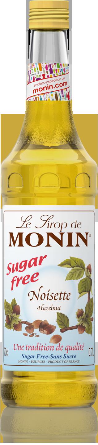 Sirop Noisette sans sucre...