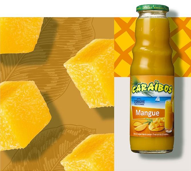 Caraïbos Mango 1l.
