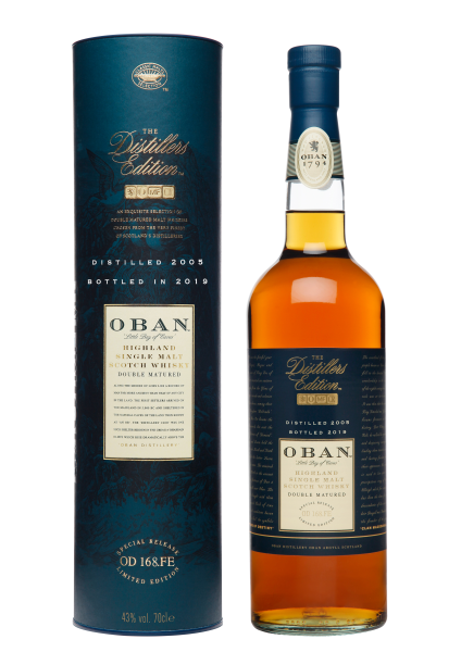 Oban Distillers Edition...