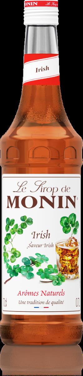 MONIN Irish syrup 70cl.