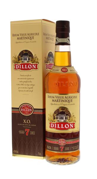 Dillon 7 Years + Gift Box...