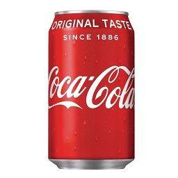 COCA COLA REG.33CL.CANS