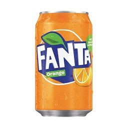 FANTA ORANGE 33CL.CANS