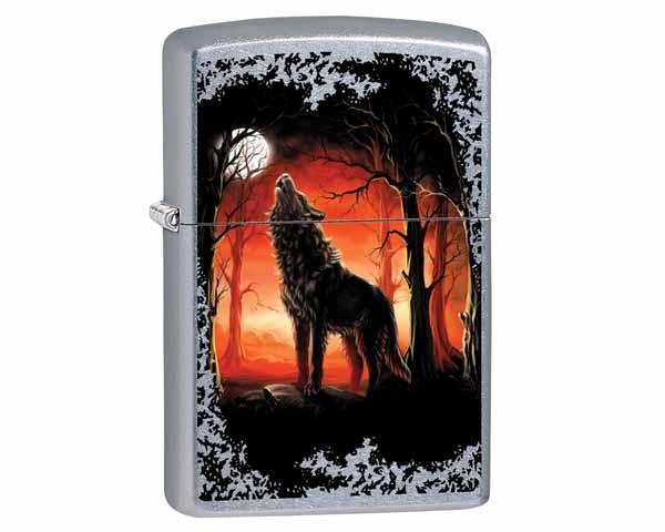 ZIPPO 60.002725 WOLF MOON...