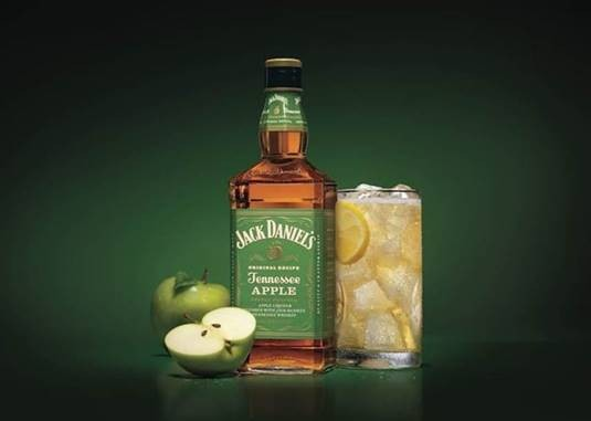 Jack Daniel's Apple 35° 0.7L