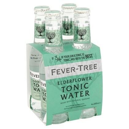 Fever-Tree Elderflower...