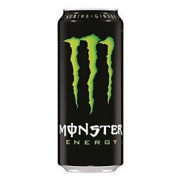 MONSTER ENERGY 50CL.CANS