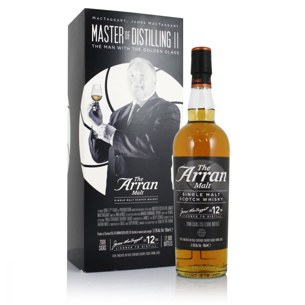 ARRAN GOLDEN GLASS 51,8° -...