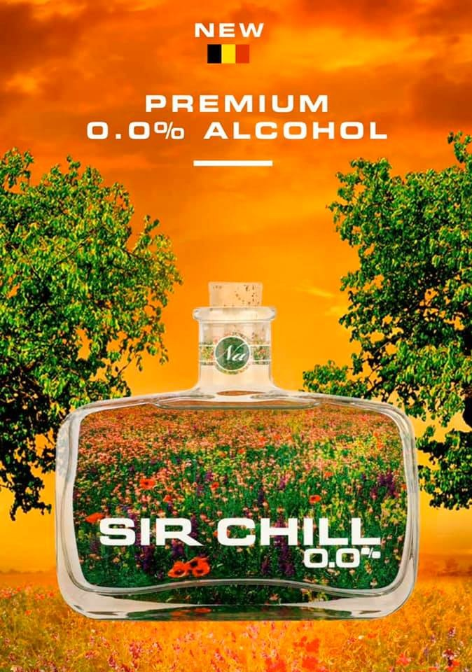Sir Chill Gin 0.0% - 0.5l