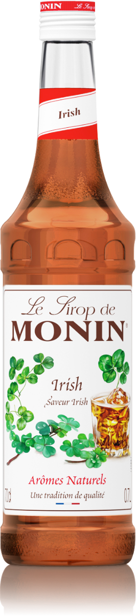 Sirop Monin Saveur Irish 25 cl