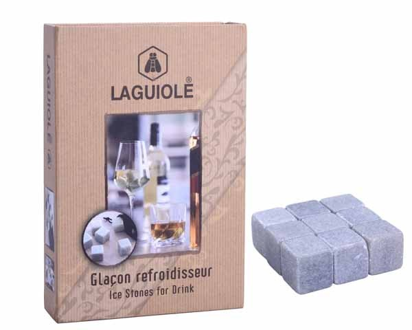 LAGUIOLE ICE STONES FOR DRINK
