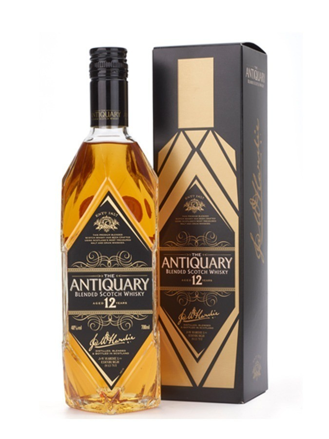 THE ANTIQUARY 12 ans 40%