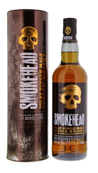 Smokehead Single Islay Malt...