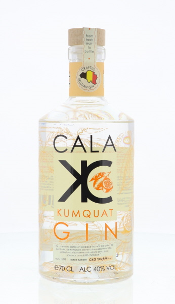 Cala Kumquat Gin 40° 0.7L