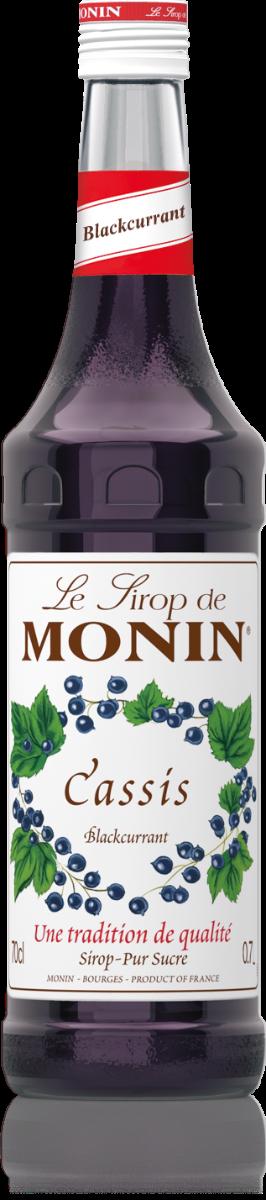 Sirop Monin Cassis 70 cl